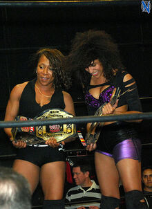 437px-Jazz and Marti Belle - WSU Tag Team Champions