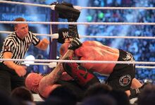 Hell's Gate by the Undertaker at WM30