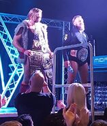 Pete Dunne and Trent Seven