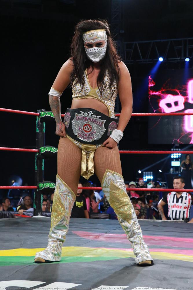 Lady Shani | Wikia Lucha Libre | FANDOM powered by Wikia