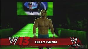 Billy gunn entrance