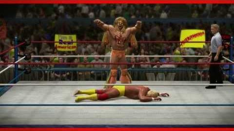 Video - Ultimate Warrior WWE 2K14 Entrance and Finisher (Official ...