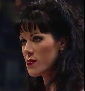 Evil Chyna @ Backlash 2000