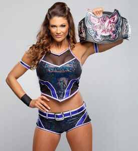 Eve Torres Divas Champion