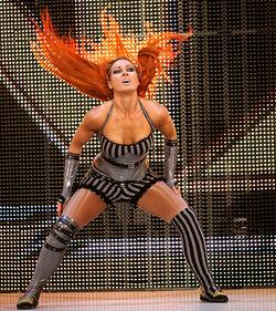Becky Lynch @ Raw 7.13.15