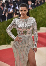 Heel Kim Kardashian