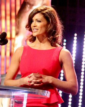 Eve Torres @ The Slammys 2013