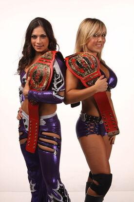 Sarita and Taylor