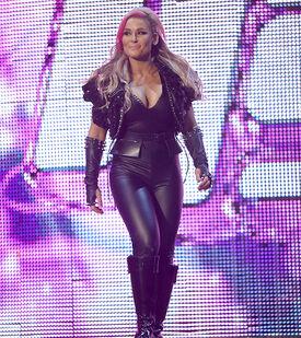 Evil Natalya @ SD 04.02.15