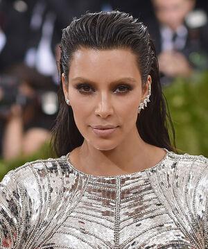 Evil Kim Kardashian
