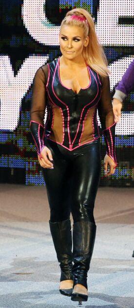Sexy Natalya @ Payback 2015