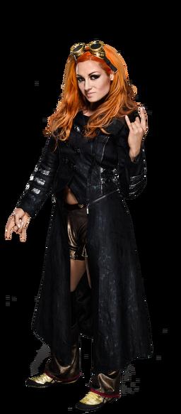 Becky Lynch 2015 Profile