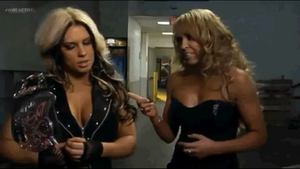 Evil Layla with Kaitlyn