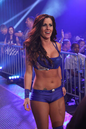 Brittany TNA Debut