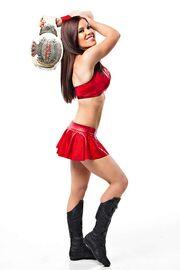 Madison Rayne KO Champion 2