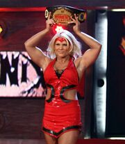 Beth Phoenix Women's Champion