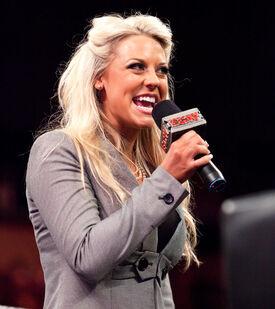 Tiffany ECW GM