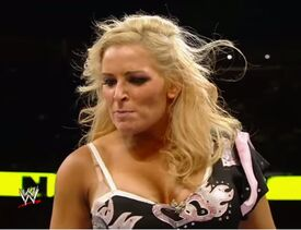 Evil Natalya @ NXT 4.4.12
