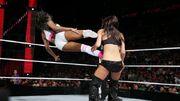 Naomi vs bri Bella