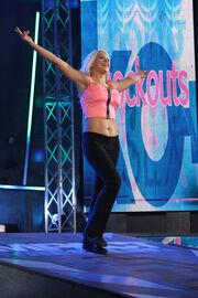 Jillian Hall @ Knockouts Knockdown
