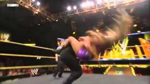 Aksana Finisher - Divo Drop