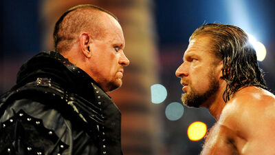 Triple H y Undertaker