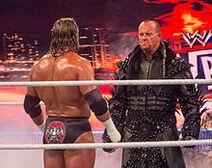 HHH VS Undertaker
