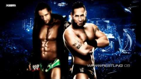 2012 The Ascension 1st WWE Theme Song ''Let Battle Commence''(WWE Edit)