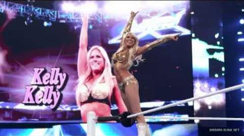 WWE Kelly Kelly last theme song