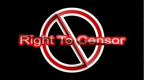 Right To Censor Theme (Arena Effect & Custom Titantron)