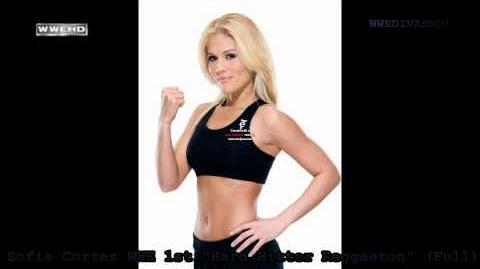 "Sofia Cortez WWE (NXT) 1st Theme Song ""Hard Hitter Reggaeton"" (Full) (2012) HD"