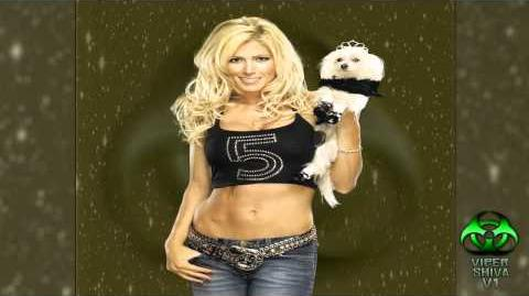 WWE Torrie Wilson Theme Song ''A Girl Like That''