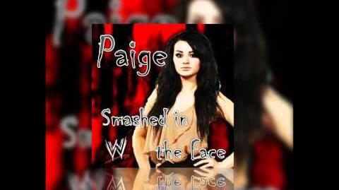 "Paige 1st WWE NXT Theme ""Smashed in the Face"" with Download Link"