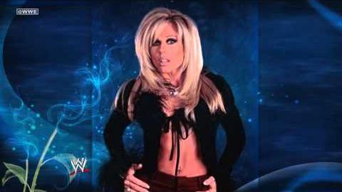 "1999-2000 Terri Runnels 1st WWF Theme - ""P.M.S"