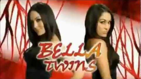 Bella Twins Titantron 2012