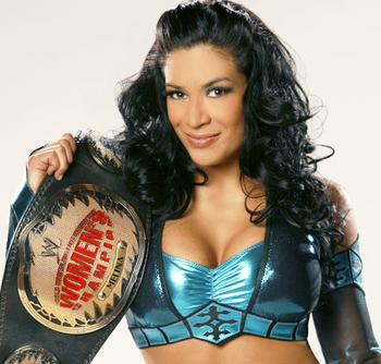 Melina wwe womens champion xlarge