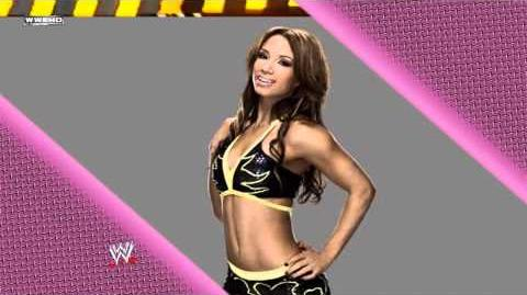 "2013 Sasha Banks WWE NXT 3rd Theme - ""Kookie Dough"" (WWE Edit)"