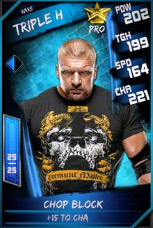 Triple H Rare