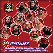 WWE-Champions Powerhouse