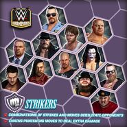 WWE-Champions Strikers