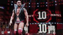 Tye-Dillinger in WWE2K18