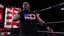 Kevin-Owens in WWE2K18