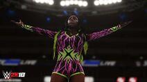 Naomi in WWE2K18