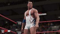 Kurt-Angle flashback WWE2K18