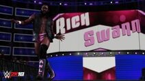 Rich-Swann in WWE2K18