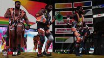 New-Day in WWE2K18