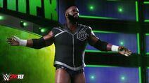 Cedric-Alexander in WWE2K18