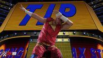 TJP in WWE2K18