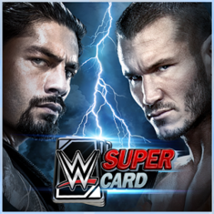 SuperCards WWE