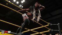 Ember-Moon in WWE2K18